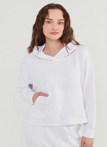 Penti Sweatshirt Beyaz